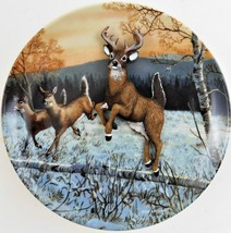 Persis Weirs On the Move #2 Beyond the Bounds 3D Plate Magnificent Whitetails - $29.70