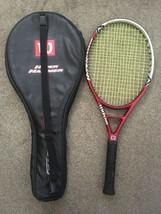 Wilson Hyper Carbon Hyper Hammer 5.6 Oversize 110 Tennis Racket W/ Case - $49.99