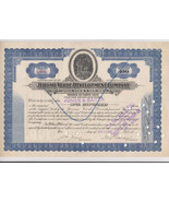 2 Collins Radio Co Stock Certificates  Vintage a - $8.86