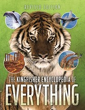 Book Kingfisher Encyclopedia of Everything Encyclopedias h1084 l850 w4 w0 - $20.69