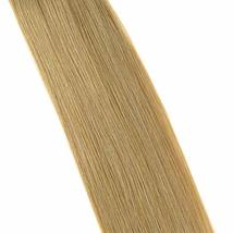 Hetto Tape on Real Hair Extensions #27 Blonde Tape in Hair Seamless Extensions 1 image 2