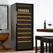 Artevino III by EuroCave 200 Bottle Free Standing Wine Cellar with Displ... - £2,215.64 GBP