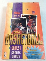 Nbabox 1993-1994 Topps Series1 M.Jordan Etc. - $3,192.48