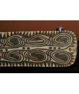 Rare War Warrior Arrow Deflector Tribal Shield Kupkein E Sepik Papua Gui... - $912.00