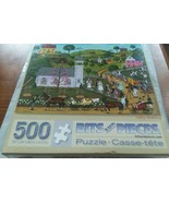 """Bits & Pieces 500 Piece Jigsaw Puzzle """"Valley Wedding"""" By Joseph Holodook - $7.00"""