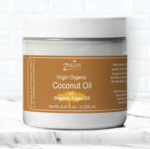 Organic Cocos nucifera nut - organic Argan Oil - $11.98