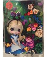 Disney WonderGround Alice in Garden Postcard by Jasmine Becket-Griffith New - $9.28