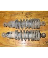 SUZUKI 1996 250 QUAD RUNNER 4X4  REAR SHOCKS  (BIN 20)  P-6875L  PART 19... - $35.00