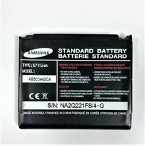 LOT OF 2 OEM Samsung AB503442CA 750 mAh Replacement Battery for Samsung ... - $8.90