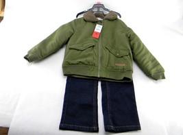 New Buffalo David Bitton Boy's 2 Piece Set Sherpa Lined Jacket and Jeans... - $19.20