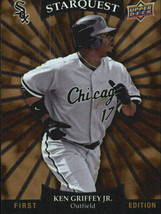 5 2009 Upper Deck First Edition Starquest Baseball Cards - $3.73