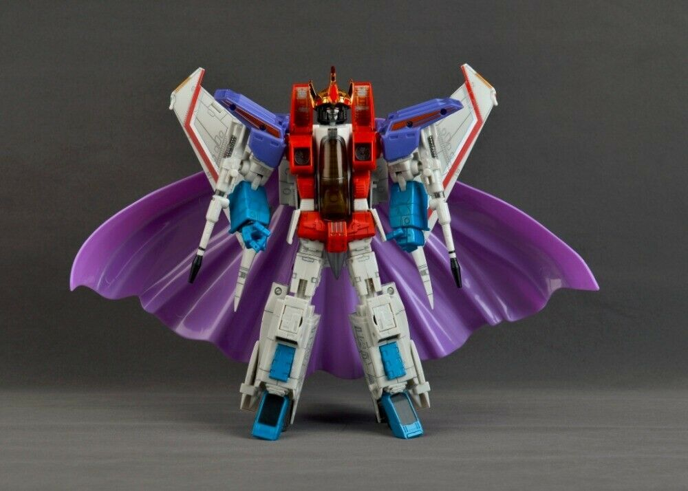 Primary image for NEW YES MODEL YM03 Masterpiece YM03P Scale MP11 STARSCREAM G1 Toy Action Figure