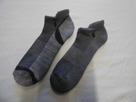 Polo Ralph Lauren 2 Pairs of Classic Sport Arch Support Men's Socks, Gray - $8.17