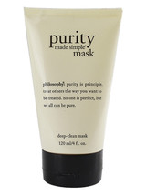 Philosophy Purity Made Simple Mask Deep-Clean Mask, 120ml/4oz - $14.00