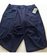 Tek Gear New Lightweight Wide Elastic Waist Side Leg Elastic Zip Pockets... - $24.74
