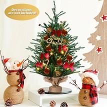"36"" Mini Carmel Christmas Tree with 30 Pinecones - $38.17"