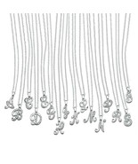 Avon Script Initial Necklace - $11.99
