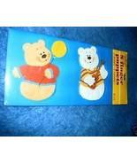 Hallmark Cards, 8 Finger Puppets, 4 Bear Designs - $1.75