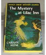Nancy Drew #4 The Mystery at Lilac Inn Early Vi... - $9.99