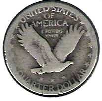 Nice 1928S Quarter.