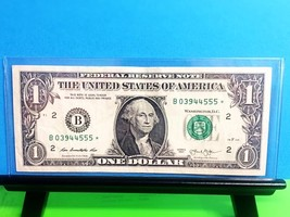 Star Note and Trinary Bill - $18.00