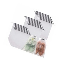 Set Of 24 Transparent Shoe Bags For Travel Lar Clear Shoes Stora Izers P... - $39.99