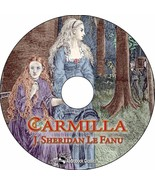 Carmilla - Unabridged MP3 CD Audiobook in paper sleeve - $2.96