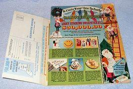 Vintage Ephemera Hanover House Christmas Mail Order Catalog 1971 - $11.95
