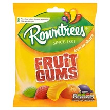Rowntrees Fruit Gums 10 bags x 150g  - $79.99