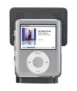 iHOME iHM20 SWING SPEAKER SYSTEM W/PROTECTIVE CASE BUILT IN RECHARGEABLE... - $12.00