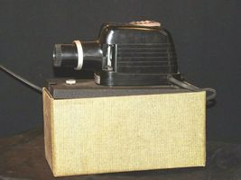 Kodaslide Projector Model 1 A USA AA19-1607Antique image 3