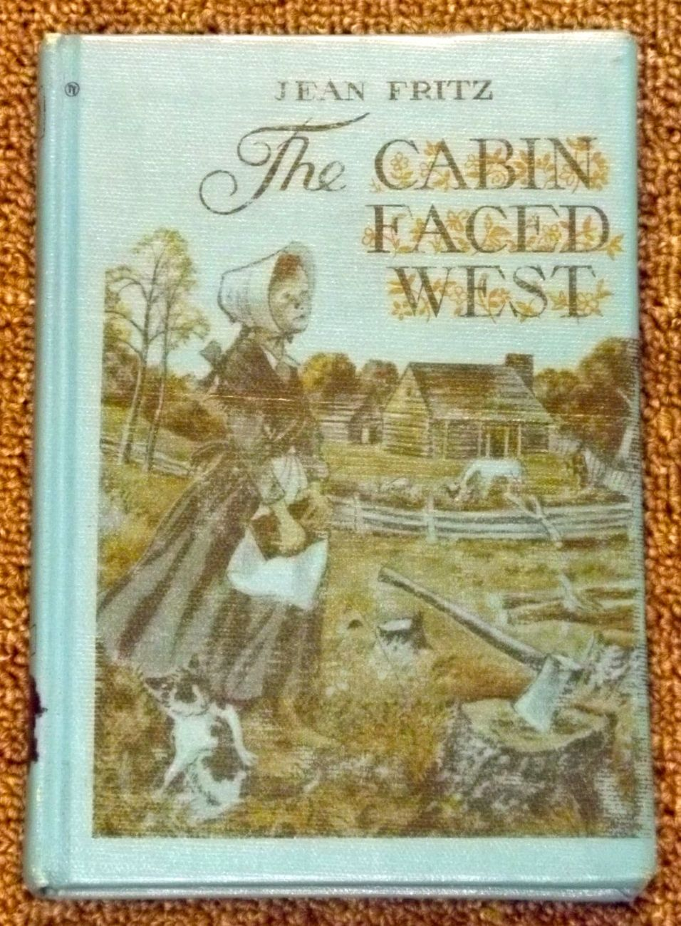 The Cabin Faced West by Jean Fritz