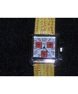 Bijou Watch Yellow - $19.97
