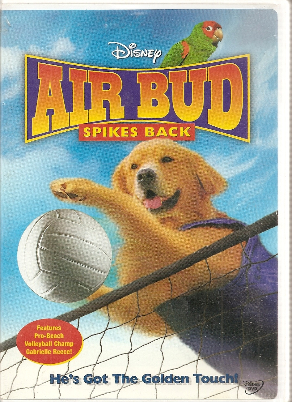 dvd--Air Bud Spikes Back