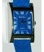 Bijou Watch Blue - $19.97