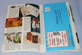 Vintage Ephemera Spencer Gifts Christmas Mail Order ...