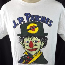 JP Patches Clown KIRO Seattle Vtg L T-Shirt Large Mens Glow In The Dark  - $48.25