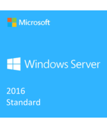 MICROSOFT WINDOWS SERVER 2016 STANDARD 64 BIT GENUINE KEY AND DOWNLOAD LINK - $12.89