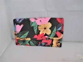 Vera Bradley Tri-Fold Makeup Brush Travel Case $50 Floral /Multi - Color - $24.99