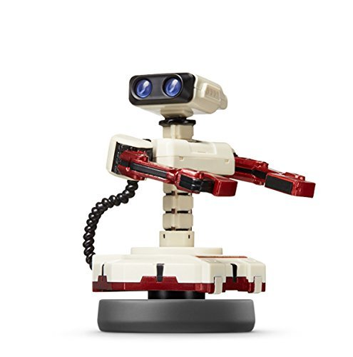 Robot amiibo - Japan Import (Super Smash Bros Series) [video game]