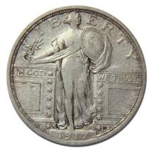 1917S Type 1 STANDING LIBERTY QUARTER 25¢ Coin Lot# MZ 2916