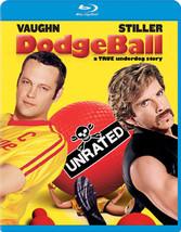 Dodgeball-True Underdog Story (Blu-ray/Ws/Ur/Fr-Sp Sub/Dub/Sac)