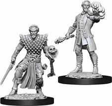 Nolzur's Marvelous Miniatures Wizkids - D&D Male Human Warlock -WZK73836 - $6.67