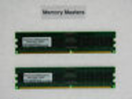 X8704A 2GB (2x1GB) 184pin PC2700 ECC DDR Memory Kit for Sun Ultra 45