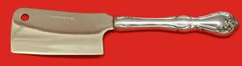 """Rose Cascade by Reed & Barton Sterling Silver Cheese Cleaver HHWS  Custom 6 1/2"""" - $50.45"""