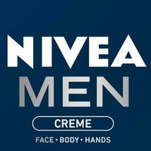 Nivea Men Creme For Face Body Hands (Choose Any Size) - $7.83+