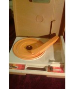 Vintage 1978 Fisher Price 825 Record Player As Is Parts(C2) - $27.71