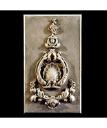 Shell Decorative Wall Relief Sculpture Plaque - $74.25