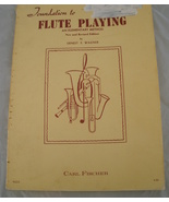 Foundations to Flute Playing - Wagner - Flute Method - $8.50