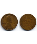 P21 - 1919 Lincoln Wheat Penny - £0.21 GBP